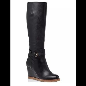 Kate spade ♠️ surie wedge boots